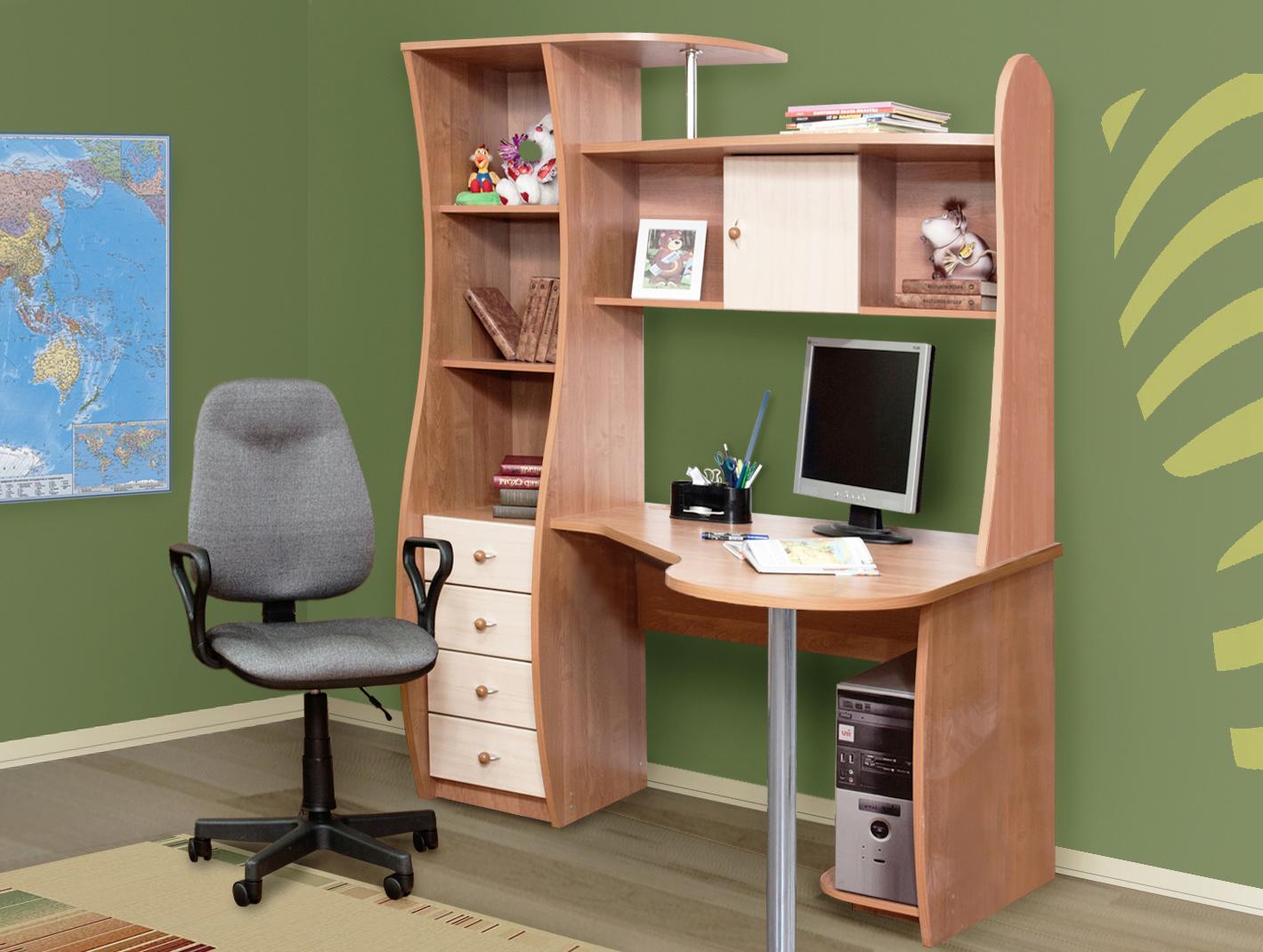 Стол компьютерный архимед (радо) , фото. цена - 11499.00 руб.