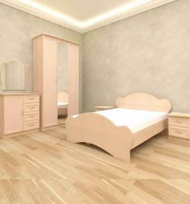 Кровать «Т-2″(1400х1900)