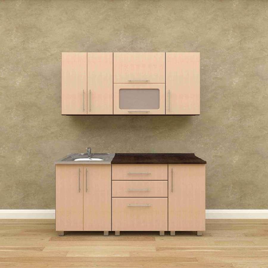 """Кухня """"Марина 1,6"""" (Мдф)"""