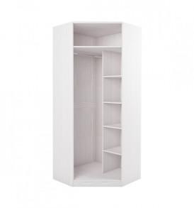Шкаф угловой  «Азалия 23» с зеркалом (бодега)