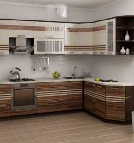 Кухня «Рио-16″ Стол 100 под мойку угловой универсальный (без столешницы)