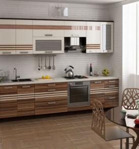 Кухня «Рио-16″ Стол 30 торцевой левый (без столешницы)