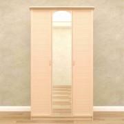 Шкаф 3-х дверный Т-4 Тюльпан