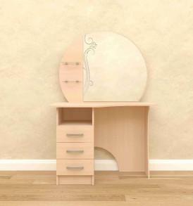 Туалетный Стол «Лилия» ( мил.орех)