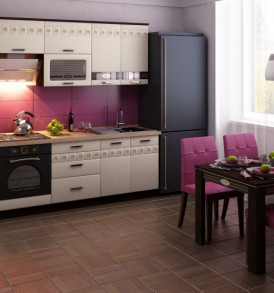 Кухня «Аврора-10″  угловая 1,7*2,4 м
