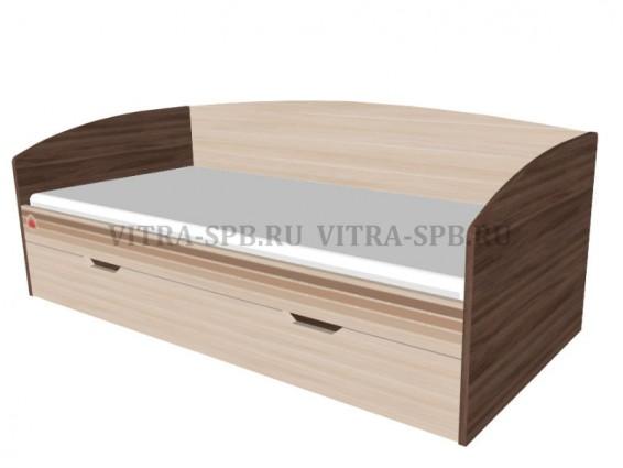 Кровать 52.11 (900х2000) Британия
