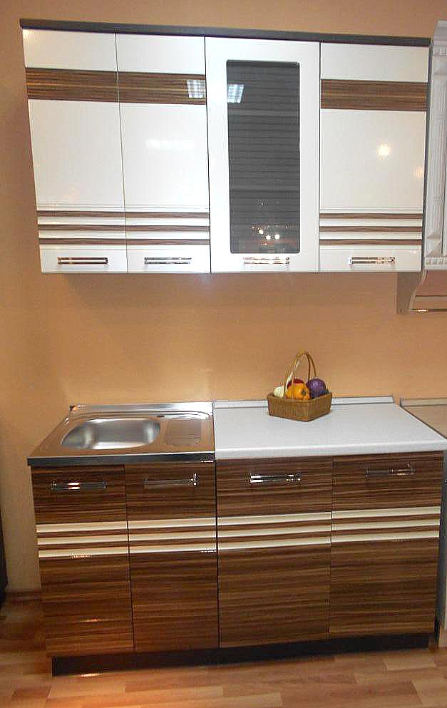 Кухня «РИО-16» 140 (без мойки)