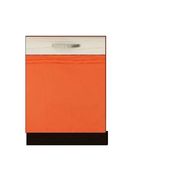 Панель 60 для посудомоечной машины Оранж-9 ВИТРА