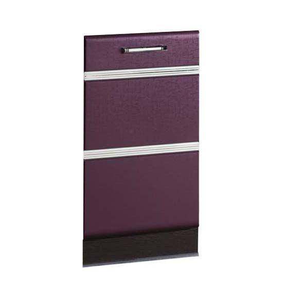 Панель для посудомоечной машины 45см_ПАЛЕРМО 8