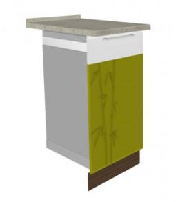 Панель для посудомоечной машины 45 Тропикана-17*