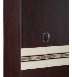 Шкаф 2-дверный 95.11 Ривьера