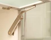 Шкаф 50 над вытяжкой с подъёмником Оранж-9 ВИТРА