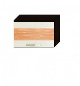 Шкаф 60 над вытяжкой с подъёмником Оранж-9 ВИТРА