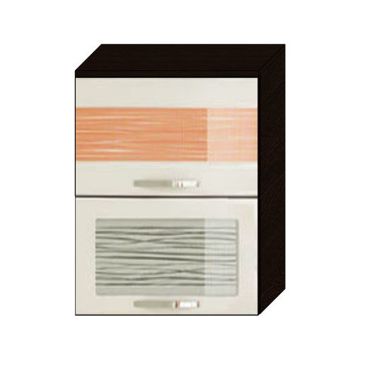 Шкаф-витрина 60 Оранж-9 ВИТРА