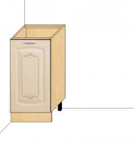 Стол 40 Глория-3 (без столешницы)