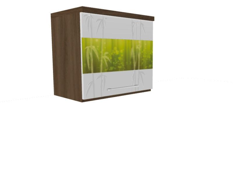 Шкаф над вытяжкой 50 Тропикана-17