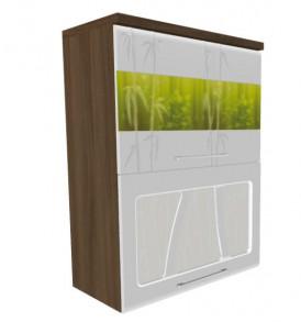 Шкаф-витрина 60 Тропикана-17