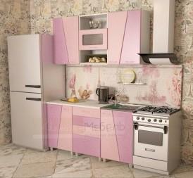 Кухня «Мираж 1,5м»  (МДФ)