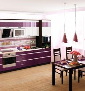 Кухня Палермо 8 Шкаф 40 витрина (правый,левый)