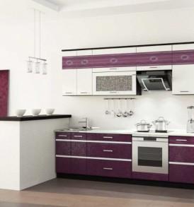 Кухня Палермо 8 (2,7 м  с пеналом)