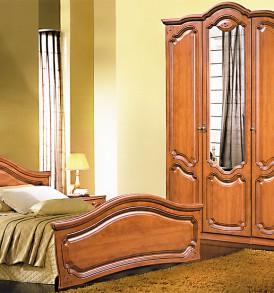 Спальня «Орхидея»  Шкаф угловой