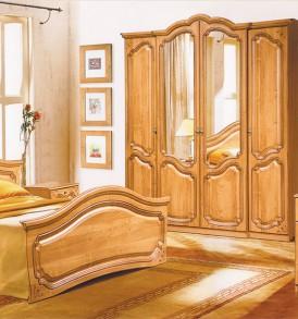 Спальня  «Орхидея»  Кровать