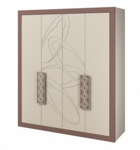 elips 4х дверный шкаф