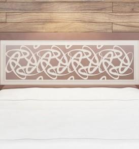 Кровать «Эллипс»1.60 (МН 118-01) капучино/глянец