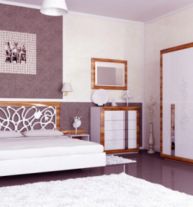 Кровать  «Лотос» 116-01