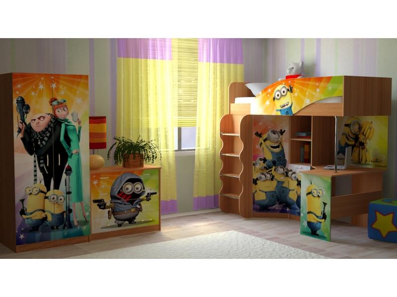 """Набор мебели для детской  Набор """"Миньоны"""""""