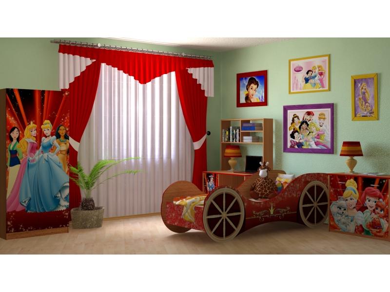 """Набор мебели для детской  Набор """"Принцесса"""""""