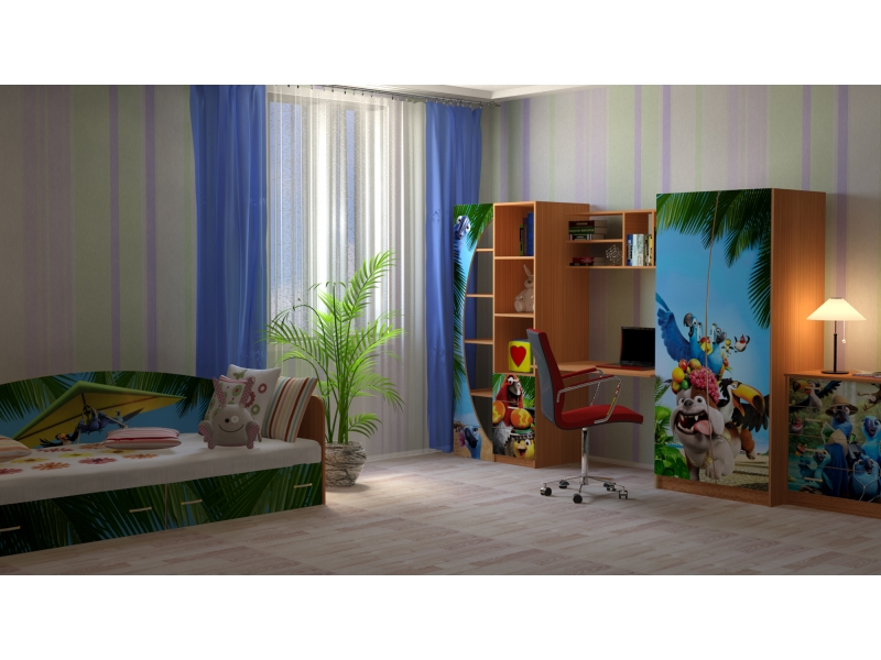 """Набор мебели для детской  Набор """"Рио"""""""