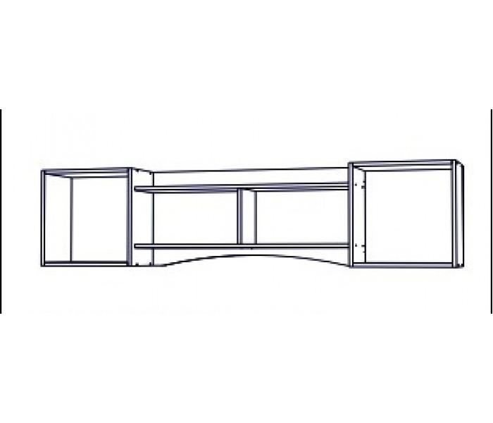 Детская «Вега»ДМ- 06 ( надстройка над столом)