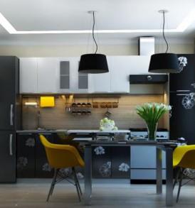 Кухня Грация 2,80 м + 0,50 м газовка