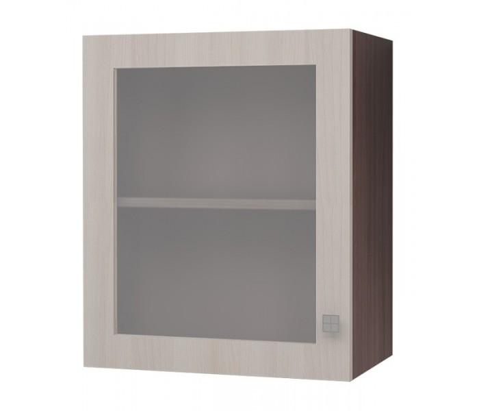 Шкаф витрина 500
