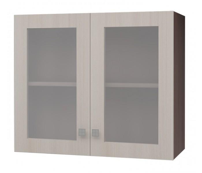 Шкаф витрина 700