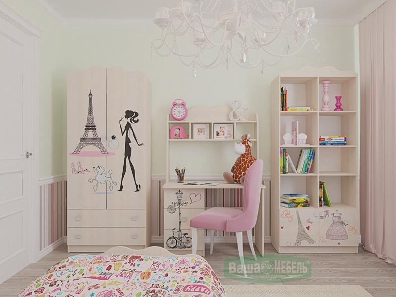 """Набор мебели для детской  Набор """"Париж"""""""