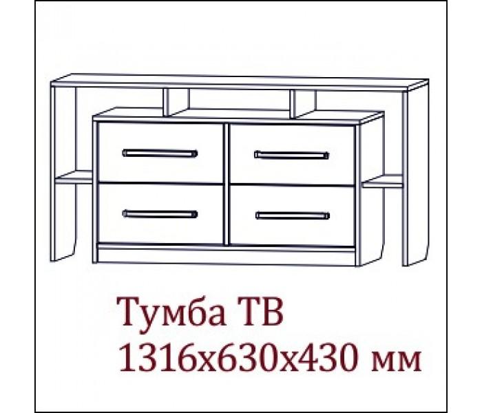 Тумба ТВ  «Эдем-3″