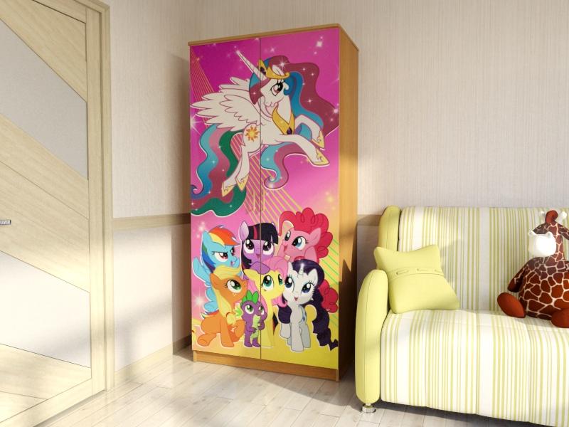 """Набор мебели для детской  Набор """"Пони"""""""
