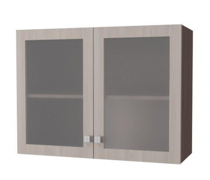 Шкаф витрина 800