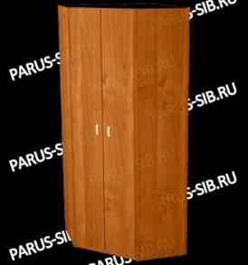 Шкаф «Пегас-5″ угловой (орех)