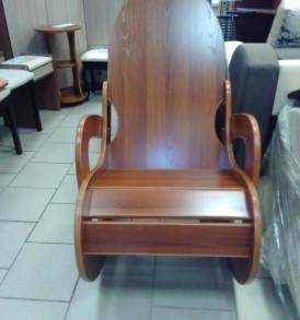Кресло — качалка (орех таволато)