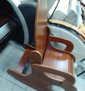 Кресло — качалка (цвет таволато)