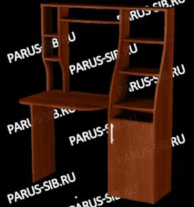 Стол компьютерный  «Мастер-4″  (дуб/венге)