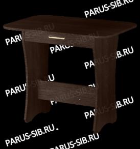 Стол «Олимп-мини»с ящиком(ольха)