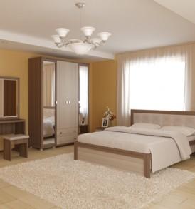 Модульная система » Жасмин 14.2″ Кровать