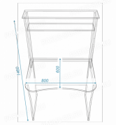 Стол мастер 3. схема