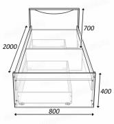 кровать соло 800 схема