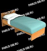 кровать соло 900.ольха png