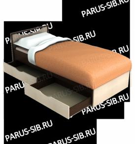 Комплект ящиков для кровати  «Соло»